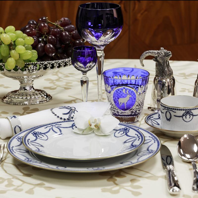Gatchina Dinnerware & Gatchina Dinnerware - Tsar Imperial